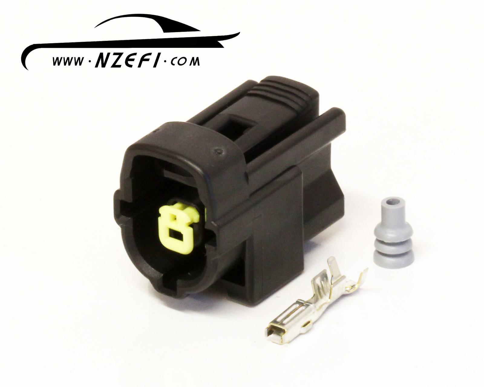 Mazda Rx7 Fd Knock Sensor Connector Engine Loom Side Nzefi Wiring 1 Pin Fd3s