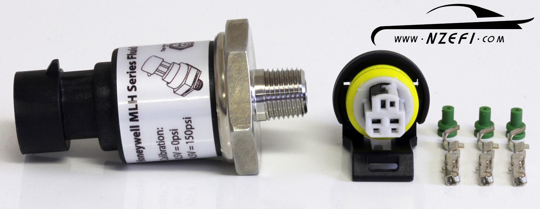 Honeywell 150 Psi Oil Pressure Sensor Nzefi Performance Tuning R33 Ecu Wiring Diagram With Connector