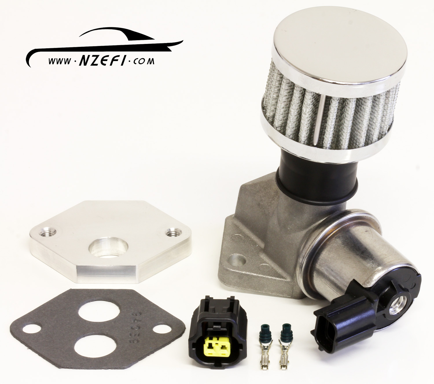 2-Wire-Idle-Speed-Solenoid-including-Wel