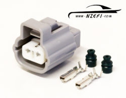 2-pin Toyota Noise Suppressor Connector