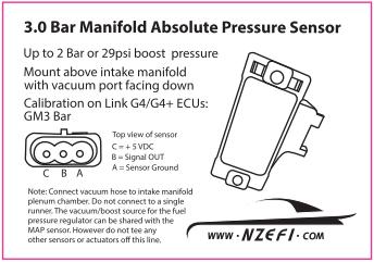 3 Bar Map Sensor Wiring - Wiring Diagram M6 G Wiring Diagram on