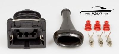 3-pin Bosch AMP Junior Power Timer (JPT) Connector Kit