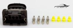 4-pin Bosch AMP Junior Power Timer (JPT) Connector Kit