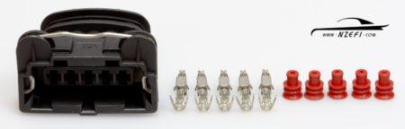 5-pin Bosch AMP Junior Power Timer (JPT) Connector Kit