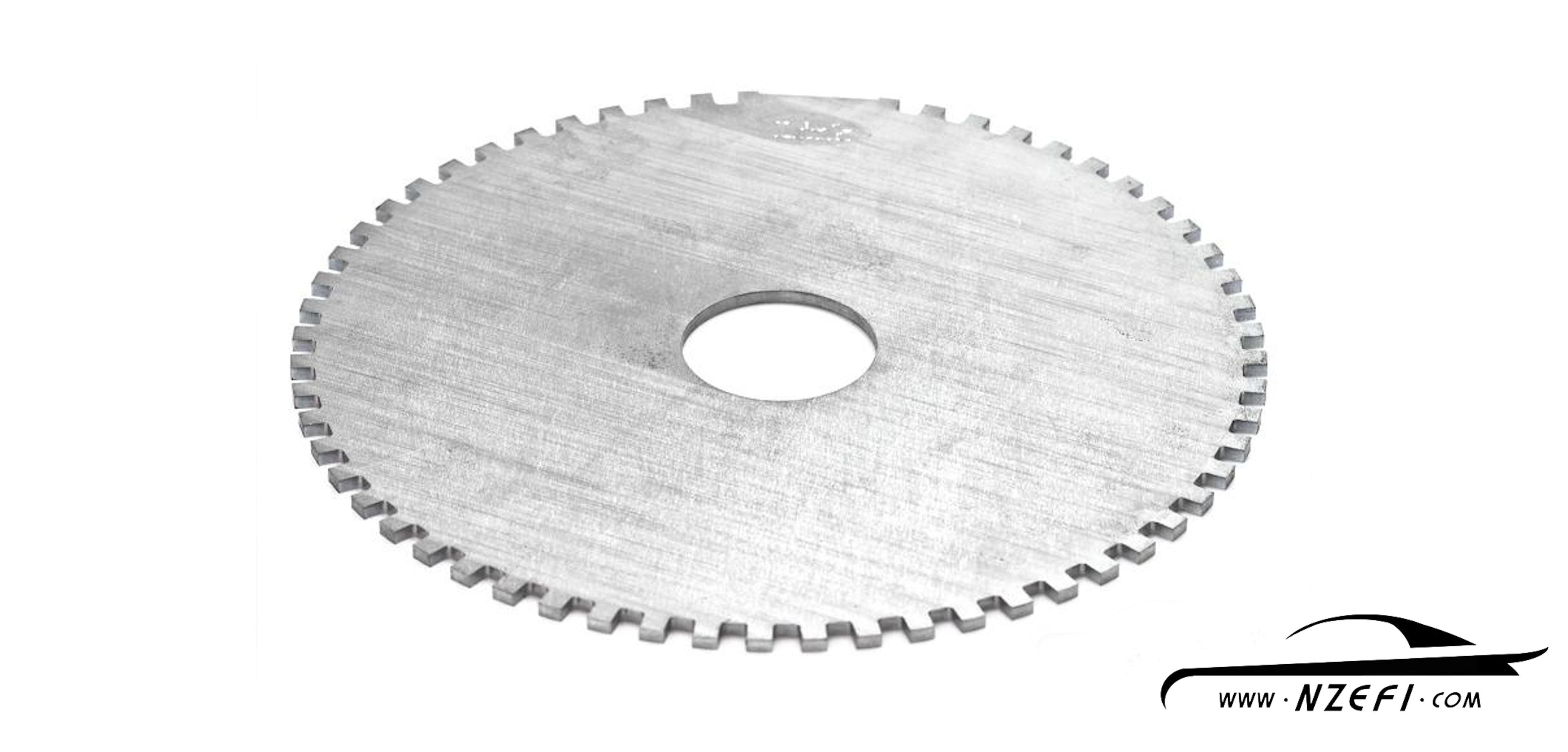 Trigger Wheel – 58/60 Tooth 200mm Diameter