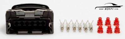 6-pin Bosch AMP Junior Power Timer (JPT) Connector Kit
