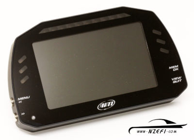 AIM MXS Strada Digital Dash Display – Race Version