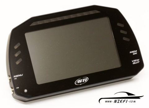 Affordable Display-only Digital-dash Shootout - RacePak IQ3 Street