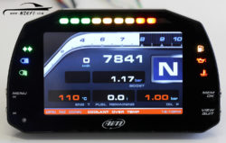 AIM MXS Strada Digital Dash Display – Street Icon Version