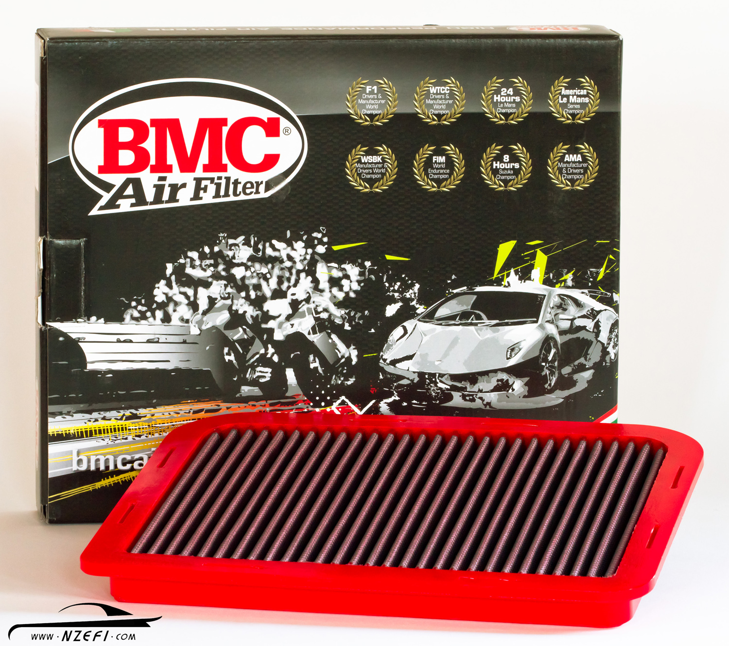 bmc performance panel air filter ford falcon fg nzefi. Black Bedroom Furniture Sets. Home Design Ideas