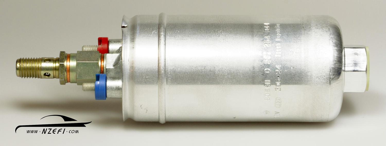 Bosch 044 Motorsport External Efi Fuel Pump Nzefi Subaru In Tank Filters