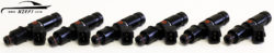 Bosch 1000cc Direct Fit Fuel Injector Kit - Nissan Skyline R32-R34 GTR RB26DETT
