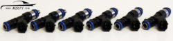 Bosch EV14 720cc Fuel Injector - Set of 6 to suit Nissan RB25DET NEO, VQ35DE, VR38DETT etc.