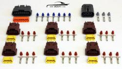 Coil Harness Rebuild Connector Set - Nissan R32 RB20 RB25 RB26