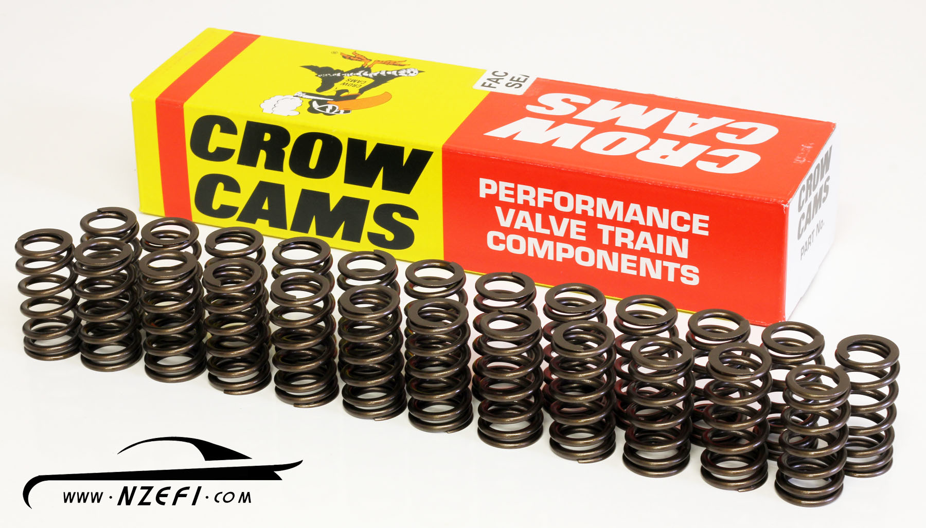 Crow Cams Uprated Valve Spring Set – Ford Falcon Barra 6 XR6-T BA BF FG