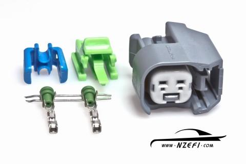 Delphi USCar Fuel Injector Plug