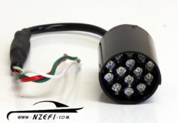Dual Stage LED Shift Light with Loom