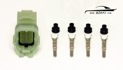 FC RX7 CAS Connector - Engine Loom Side