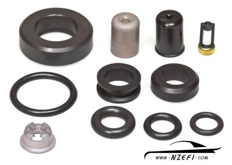 Fuel Injector Seals, Filters and Pintle Caps