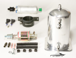 Fuel System Kit with Bosch EFI Fuel Pump