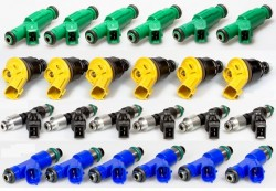 Vehicle Specific Injector Kits