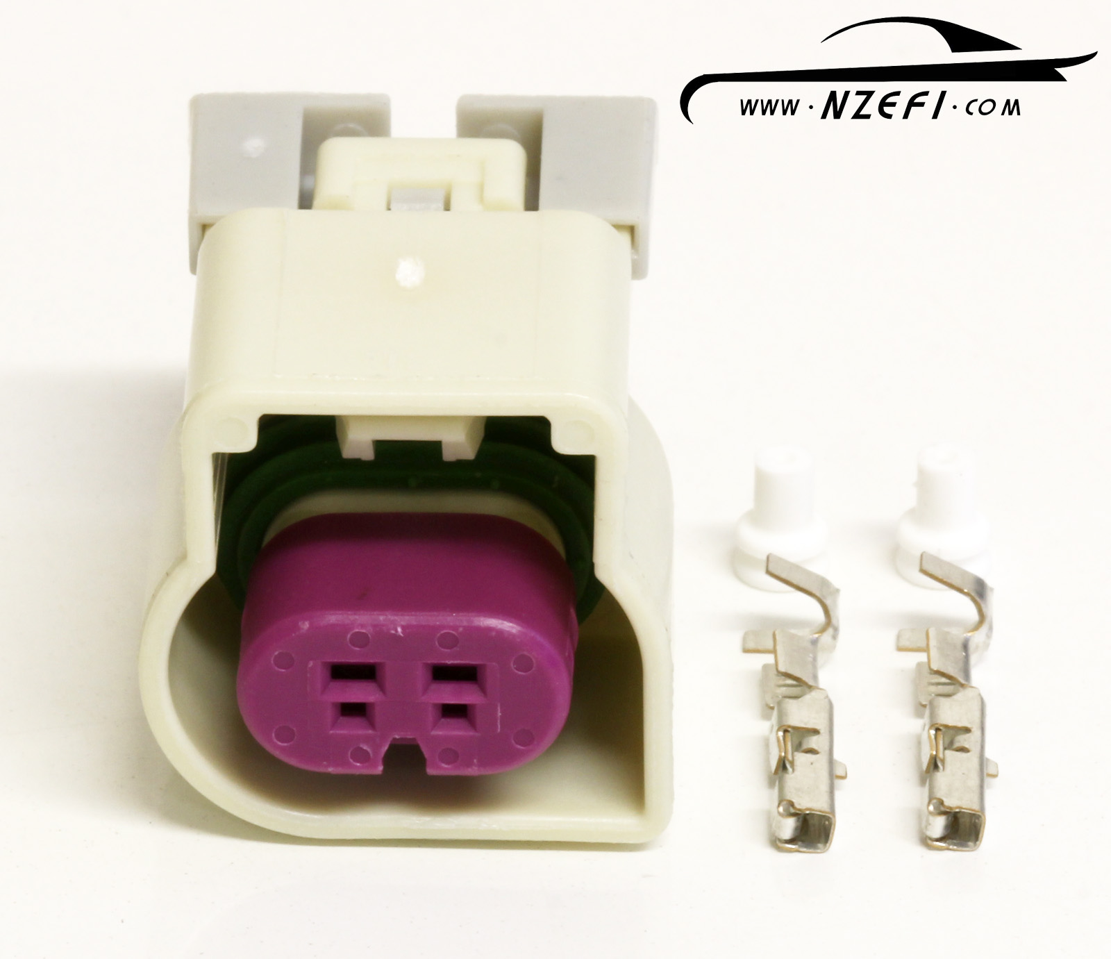 Gm Knock Sensor Connector Ls2 Ls3 Ls7 Etc Nzefi Wiring Harness