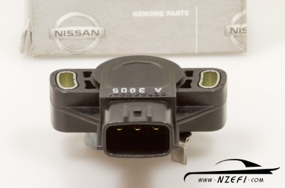 Genuine Nissan Throttle Position Sensor (TPS) S13 Silvia 180SX SR20