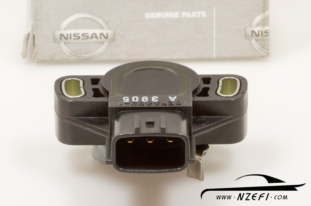 Genuine Nissan TPS – Nissan 180SX & Silvia S13 – SR20DE(T), 5spd M/T