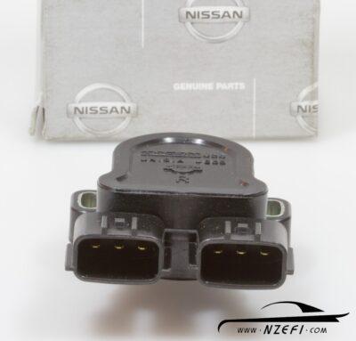 Genuine Nissan Throttle Position Sensor (TPS) Skyline R33 Series 2 and R34 RB25DET