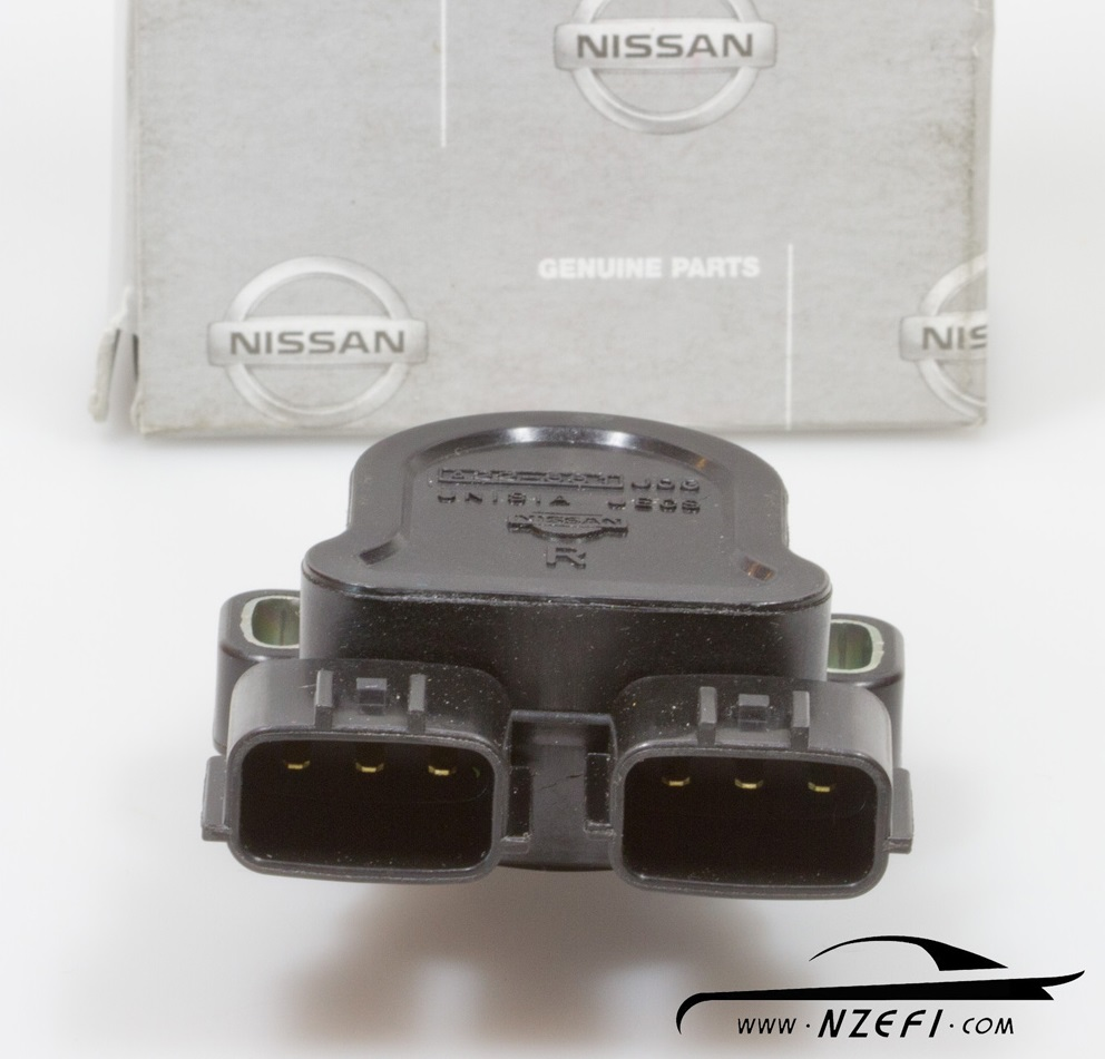 Genuine Nissan Tps Skyline R33 S2 Rb25det Nzefi Wiring Harness Diagram Throttle Position Sensor Series 2 And R34