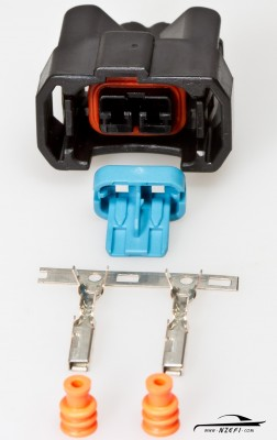 Honda S2000 F22C and K20, K24 Fuel Injector Connector