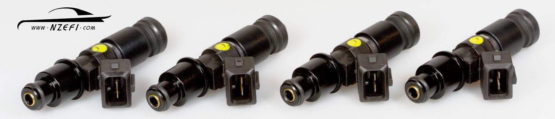 Mitsubishi EVO 1-9 1000cc/min Direct Fit Fuel Injector Kit