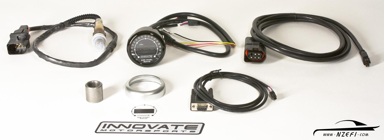 Innovate MTX-L Wideband Air Fuel Ratio Gauge
