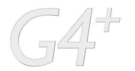 Link G4+ Logo