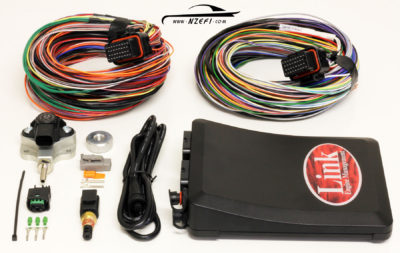 Link G4+ Xtreme Essentials Package with 2.5 Bar MAP Sensor and 2.5m Looms A and B