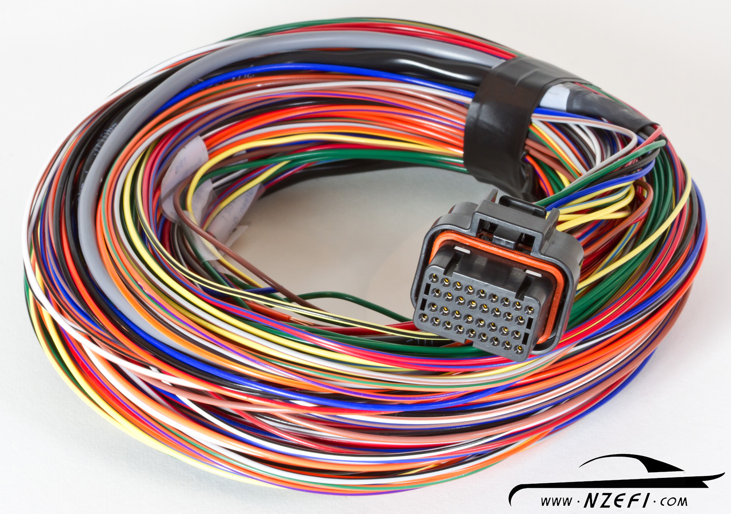 Link G4 Wiring Loom A 25 Metre Nzefi Performance Tuning Harness Documentation 25m
