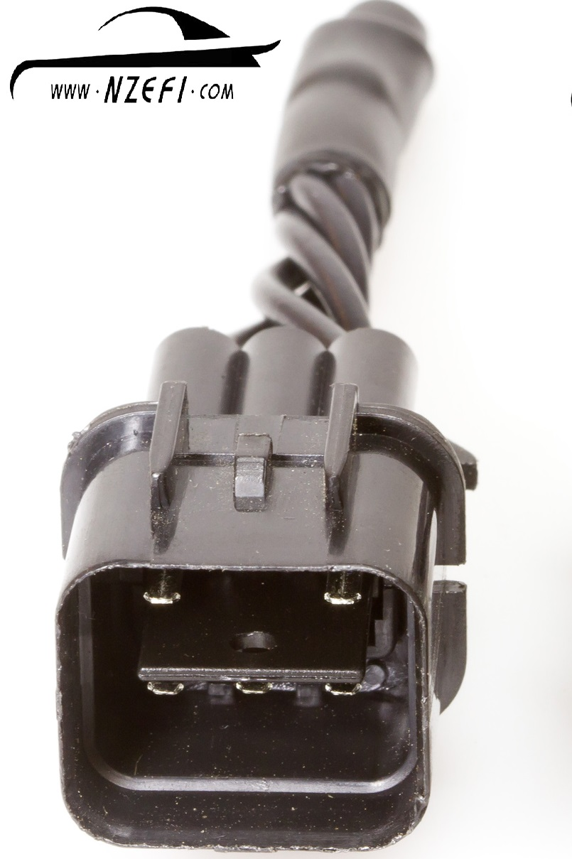 Mitsubishi EVO Injector Ballast Resistor Delete (Bypass) Plug