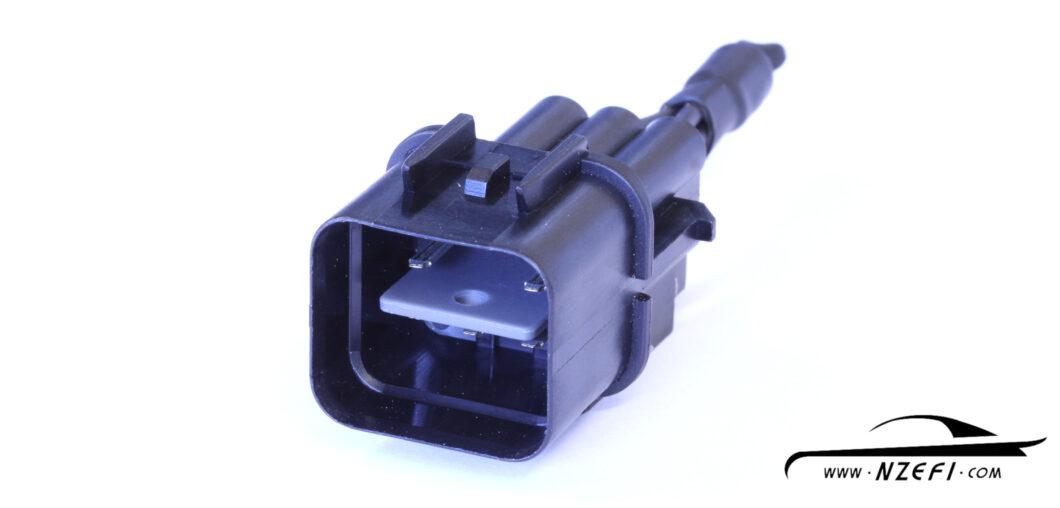 Mitsubishi EVO Injector Ballast Resistor Delete - Wired Version