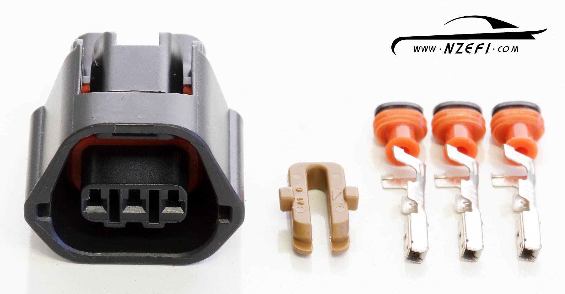 Mitsubishi Evo 4-9 Cam Angle Sensor Connector