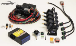 NZEFI Link G4+ Atom Easy Wire Engine Management Package - Mazda 13B Specific with Ignition Upgrade
