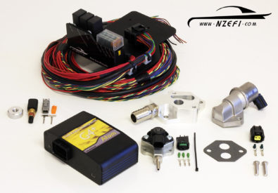 NZEFI Link G4+ Atom Easy Wire Engine Management Package - Toyota 1UZ-FE Specific
