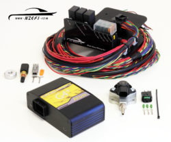 NZEFI Link G4+ Atom Easy Wire Engine Management Package - Toyota 20V 4A-GE Naturally Aspirated