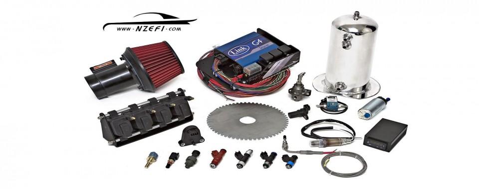 NZEFI Products - Sample of product range