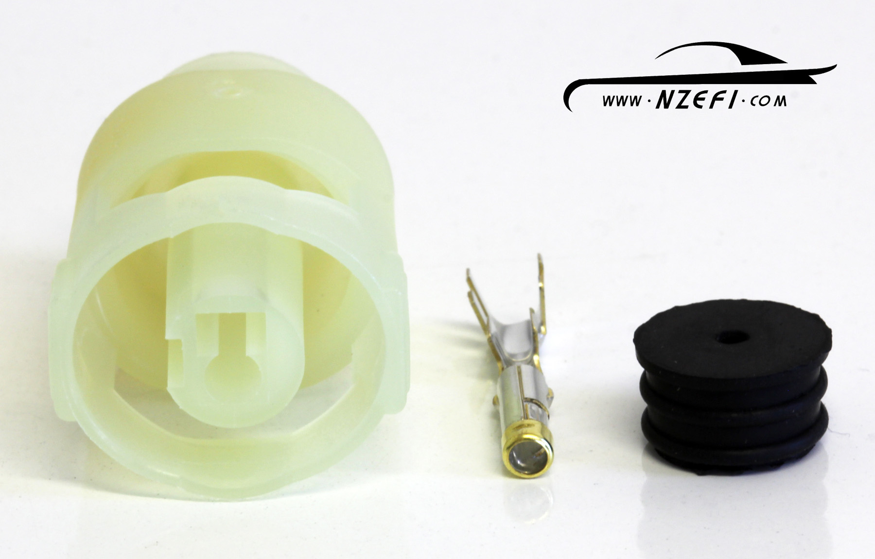 Nissan Knock Sensor Connector – RB20, RB25, CA18 on