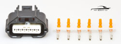 Nissan 6-Pin AFM plug R35 GT-R, 350Z, 370Z and other late models