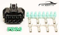 Nissan R33 RB25DET Series 2 Coil Harness Connector (Engine Loom Side)