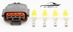 Nissan RB & SR 4-Pin Cam Angle Sensor (CAS) Connector