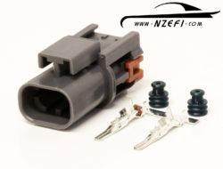 Nissan S13 SR20DET Knock Sensor Sub-Harness Connector (Sensor Side)