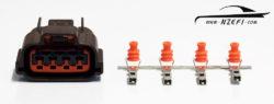Nissan S14 S15 SR20DET 4-pin AFM Connector