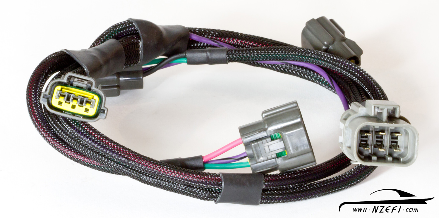 Nissan Wiring Harness Connectors : Nissan coil harness connectors free engine image